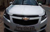 Cần bán gấp Chevrolet Cruze 2013, màu trắng xe gia đình, giá chỉ 350 triệu giá 350 triệu tại Tp.HCM