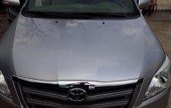 Bán ô tô Toyota Innova 2.0E năm sản xuất 2015, màu bạc số sàn giá cạnh tranh giá 610 triệu tại Tp.HCM