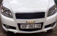 Bán Chevrolet Aveo 1.4 AT sản xuất năm 2017, màu trắng giá 450 triệu tại Hà Nội
