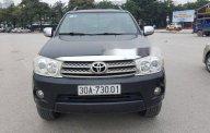 Bán Toyota Fortuner năm sản xuất 2009, màu đen chính chủ, 510 triệu giá 510 triệu tại Hà Nội