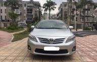 Bán xe Toyota Corolla Altis đời 2013 màu bạc, 590 triệu giá 590 triệu tại Hà Nội