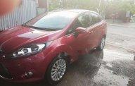Bán Ford Fiesta sản xuất 2011, màu đỏ giá 348 triệu tại Tp.HCM
