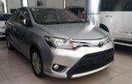 Cần bán gấp Toyota Vios 1.5E đời 2016, màu bạc chính chủ giá 465 triệu tại Hà Nội