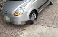 Cần bán lại xe Chevrolet Spark đời 2009, màu bạc  giá 189 triệu tại Tp.HCM