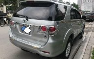 Bán xe Toyota Fortuner 2.7V 4x4 AT năm sản xuất 2013, màu bạc   giá 735 triệu tại Hà Nội