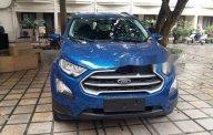 Cần bán Ford EcoSport sản xuất 2018, màu xanh lam giá 593 triệu tại Hà Nội