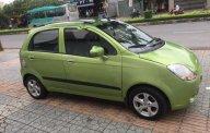 Bán Chevrolet Spark LT 0.8 MT đời 2008, màu xanh lam giá 116 triệu tại Tiền Giang