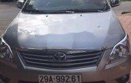 Bán Toyota Innova 2.0E sản xuất 2012, màu xám, 510 triệu giá 510 triệu tại Hà Nội