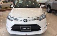 Bán ô tô Toyota Vios 1.5E CVT sản xuất năm 2018, màu trắng, 510tr giá 510 triệu tại Tp.HCM