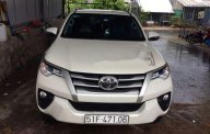 Bán xe Toyota Fortuner năm sản xuất 2017, màu trắng giá 1 tỷ 95 tr tại An Giang
