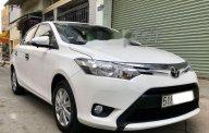 Bán ô tô Toyota Vios 1.5E CVT năm 2016, màu trắng còn mới, giá tốt giá 529 triệu tại Tp.HCM