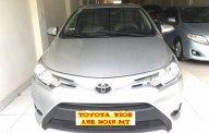 Bán Toyota Vios 1.5 E năm 2015, màu bạc giá cạnh tranh giá 455 triệu tại Hà Nội