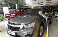Bán xe Chevrolet Cruze đời 2018, màu xám giá 589 triệu tại Kiên Giang
