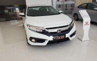 Bán Honda Civic 1.5L Vtec Turbo sản xuất năm 2018, màu trắng, nhập khẩu nguyên chiếc giá 903 triệu tại Gia Lai