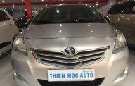Cần bán lại xe Toyota Vios 1.5E năm 2012, màu bạc giá 395 triệu tại Hà Nội