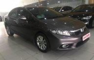 Bán Honda Civic 2.0 AT năm sản xuất 2012, màu nâu, 575 triệu giá 575 triệu tại Phú Thọ