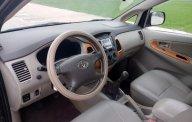 Cần bán Toyota Innova G đời 2011, màu đen giá 459 triệu tại Hà Nội