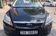 Cần bán gấp Ford Focus 1.8MT 2011, màu đen như mới giá cạnh tranh giá 365 triệu tại Hà Nội