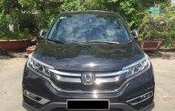 Gia đình cần bán xe Honda CRV 2016 AT 2.4 đen huyền giá 1 tỷ 50 tr tại Tp.HCM