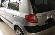 Bán Hyundai Getz 1.1 MT 2010, màu bạc, nhập khẩu nguyên chiếc giá 226 triệu tại Hà Nội