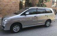Cần bán xe Toyota Innova đời 2014, màu bạc chính chủ, giá tốt giá 565 triệu tại Quảng Bình