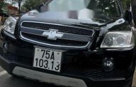 Cần bán xe Chevrolet Captiva đời 2008, màu đen, giá chỉ 280 triệu giá 280 triệu tại TT - Huế