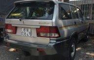 Bán xe Ssangyong Musso năm 2002, màu bạc giá 135 triệu tại Đồng Nai