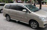 Cần bán xe Toyota Innova năm sản xuất 2015, màu bạc số sàn giá cạnh tranh giá 615 triệu tại Bình Dương