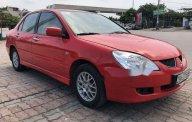Bán Mitsubishi Lancer năm sản xuất 2004, màu đỏ như mới, 189tr giá 189 triệu tại Hà Nội