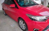 Bán Toyota Vios G năm sản xuất 2014, màu đỏ giá 500 triệu tại Tp.HCM