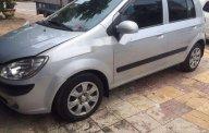 Bán ô tô Hyundai Getz 2010, màu bạc xe gia đình, giá tốt giá 210 triệu tại Vĩnh Phúc