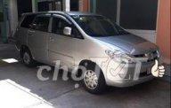 Cần bán lại xe Toyota Innova đời 2006, màu bạc chính chủ giá 250 triệu tại Bình Định