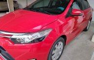 Cần bán xe Toyota Vios G AT năm sản xuất 2014, màu đỏ giá 490 triệu tại Tp.HCM