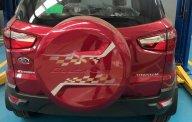 Bán ô tô Ford EcoSport Titanium 1.5L AT sản xuất năm 2017, màu đỏ giá cạnh tranh giá 580 triệu tại Tây Ninh