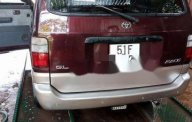 Cần bán lại xe Toyota Zace năm sản xuất 2002, giá 230tr giá 230 triệu tại Tp.HCM