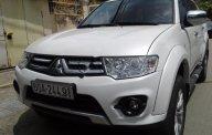 Cần bán gấp Mitsubishi Pajero Sport Diesel đời 2015, màu trắng giá 678 triệu tại Đồng Nai