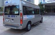 Bán Ford Transit sản xuất năm 2016, màu bạc chính chủ, 639 triệu giá 639 triệu tại Hà Nội