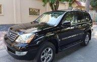 Bán xe Lexus GX 470 đời 2007, màu đen, nhập khẩu giá 1 tỷ 328 tr tại Tp.HCM