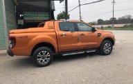 Cần bán Ford Ranger sản xuất 2017, màu nâu, nhập khẩu nguyên chiếc giá 850 triệu tại Lào Cai