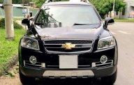 Bán Chevrolet Captiva đời 2009, màu đen, giá chỉ 465 triệu giá 465 triệu tại Tp.HCM