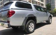 Bán ô tô Mitsubishi Triton 2.5 4x4 sản xuất năm 2012, màu bạc, nhập khẩu, giá 372tr giá 372 triệu tại Hà Nội