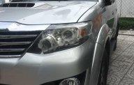 Cần bán lại xe Toyota Fortuner sản xuất 2015, màu bạc, giá chỉ 850 triệu giá 850 triệu tại Tp.HCM