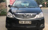 Cần bán xe Toyota Innova 2.0 G đời 2006, màu đen giá 310 triệu tại Vĩnh Phúc