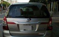 Cần bán lại xe Toyota Innova đời 2014, màu bạc chính chủ, giá 560tr giá 560 triệu tại Tp.HCM