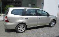 Bán xe Nissan Grand livina đời 2011, màu bạc  giá 350 triệu tại Bình Định