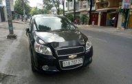 Bán xe Chevrolet Aveo MT 2013, màu đen giá cạnh tranh giá 270 triệu tại Tp.HCM