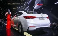 Bán xe Hyundai Accent đời 2018, màu trắng giá 425 triệu tại Cần Thơ