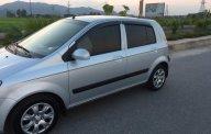 Cần bán gấp Hyundai Getz sản xuất 2010, màu bạc như mới giá 235 triệu tại Hà Nội