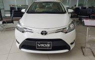 Bán xe Toyota Vios 1.5 E đời 2018, màu trắng, giá chỉ 513 triệu, trả trước 165tr, hỗ trợ vay với lãi suất ưu đãi giá 513 triệu tại Bạc Liêu