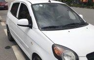 Bán Kia Morning đời 2010, màu trắng, nhập khẩu nguyên chiếc giá 190 triệu tại Hà Nội